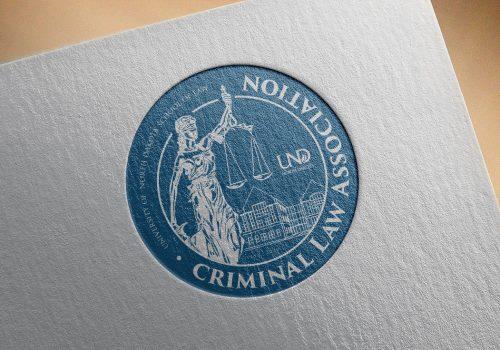 Dylan-Pullis-Designs-University of North Dakota Criminal Law Association Seal